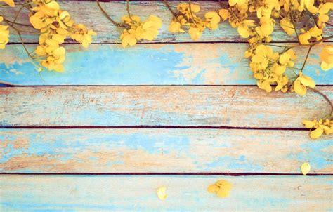 wallpaper vintage flowers spring flowers yellow wood