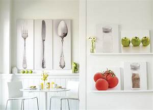 wondrous knifespoon and fork pictures as kitchen wall With kitchen cabinets lowes with canvas inspirational wall art