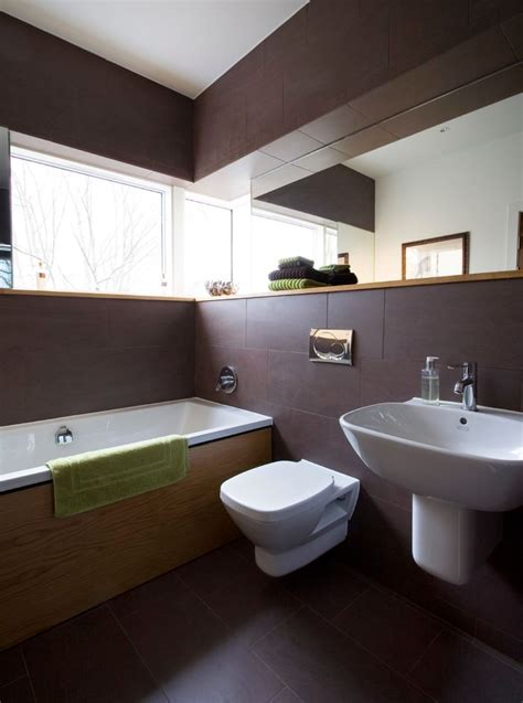 23+ Brown Bathroom Designs, Decorating Ideas Design