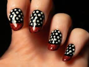 Best simple black nail art designs supplies galleries for beginners