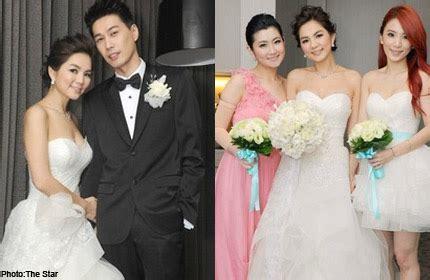 ella chen hubby  arrived  kl   wedding banquet