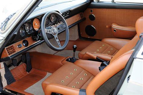 porsche 911 singer interior image gallery singer 911 interior