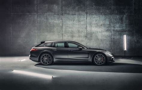 porsche car panamera porsche panamera sport turismo at the geneva motor show by