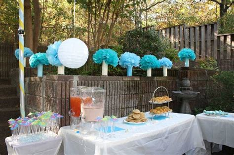 Interior Decorations Home - ideas for baby boy shower decorations