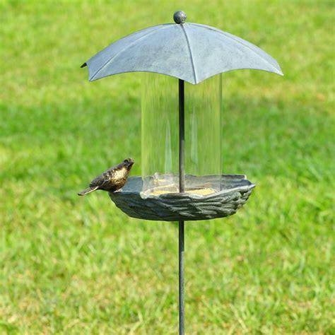 umbrella bird feeder eclectic bird feeders atlanta