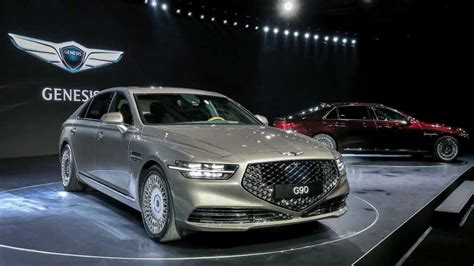 Hyundai Genesis G90 2020 by 2020 Genesis G90 Unveiled With Design Changes