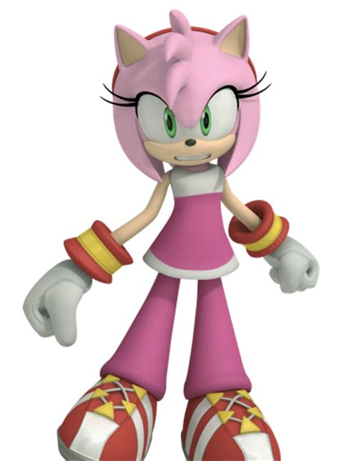 sonic  riders amy rose gallery sonic scanf