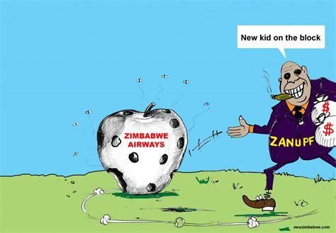 Zimbabwe Airways - NewZimbabwe.com