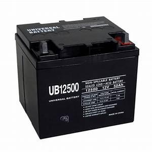 Shoprider Te999 6runner 14 Battery