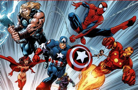 26 Things You May Not Know About The Avengers