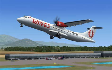 Wings Air ATR 72-500 - Ultimate Traffic Forums