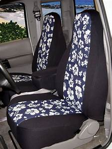Ford Ranger Pattern Seat Covers - Rear Seats