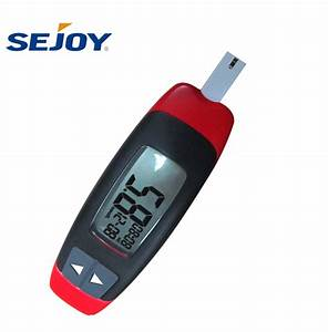Medical Non Invasive Quick Check Blood Glucose Meter