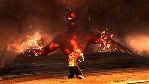 inFAMOUS 2- Battle with The Beast - YouTube