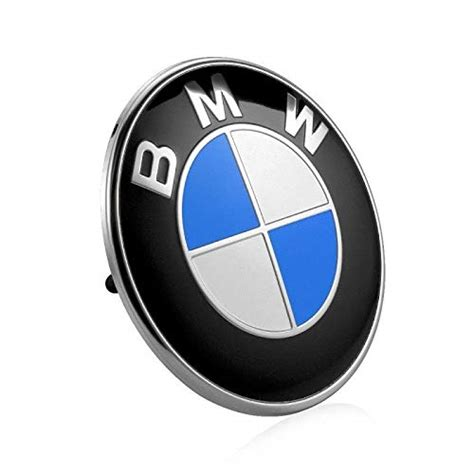 Bmw Logo Replacement by Bimmer Pw Bmw Emblem Logo Replacement For Trunk 82mm