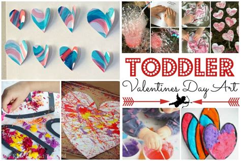 crafts for preschoolers ted s 915 | Valentines Day Art for Toddlers and Preschoolers