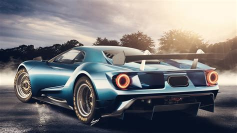 Ford Gt Hd Wallpaper (65+ Images