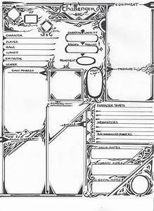 Dungeons And Dragons 5 Edition Deutsch Pdf : challenger rpg character sheet v 3 superior games books ~ A.2002-acura-tl-radio.info Haus und Dekorationen