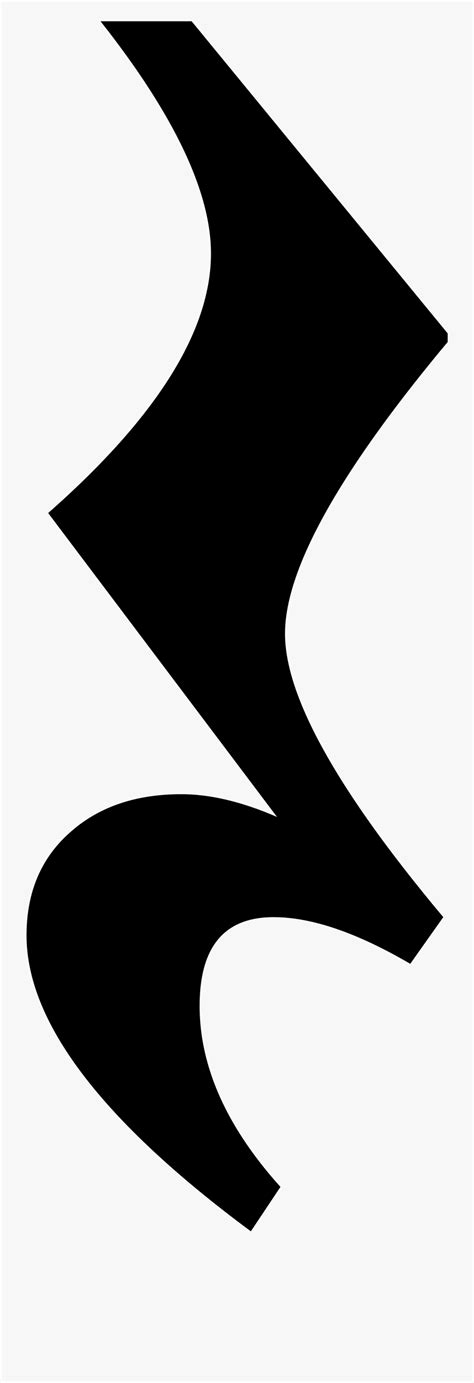 The clef determines which musical pitch. Quarter Rest Music Symbol , Free Transparent Clipart - ClipartKey