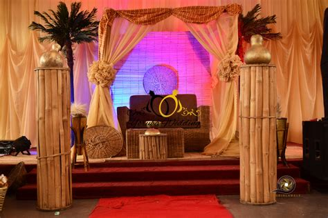 Nigeria Traditional Marriage Decoration