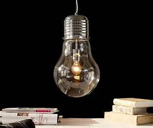 Große Glühbirne Als Lampe : h ngeleuchte bulb deluxe 30 cm transparent gl hbirne m bel leuchten h ngeleuchten ~ Eleganceandgraceweddings.com Haus und Dekorationen
