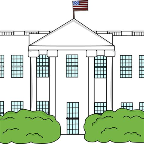White House Clip Clip White House Free Clipart