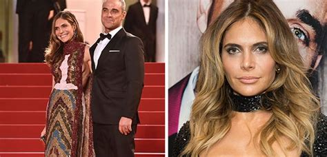 Who Is Ayda Field? Robbie Williams' Wife And Potential X