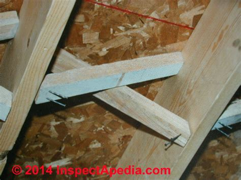 Floor Joist Cross Bridging by Wood Framing Toe Nailing Connections Guide To Using Toe