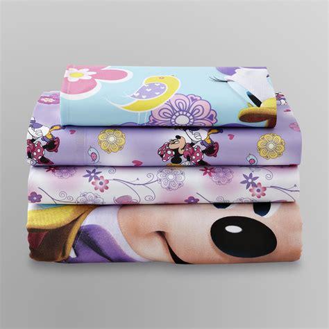 disney toddler girls minnie mouse bedding set shop