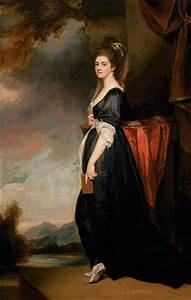 Lady Isabella Hamilton - George Romney as art print or ...