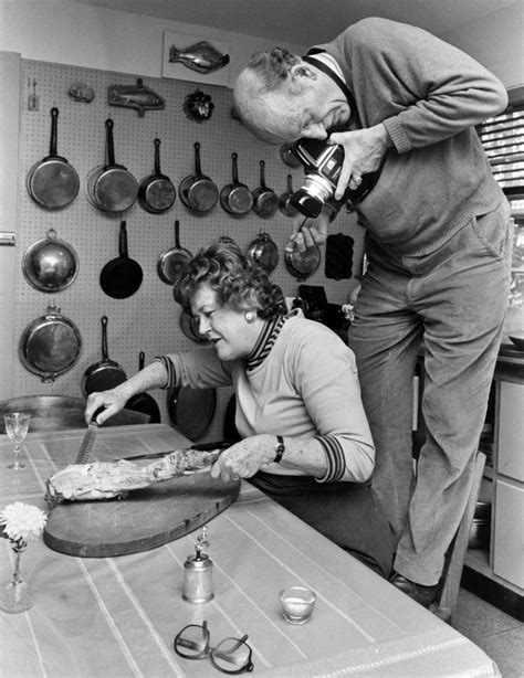 Inside the Fascinating Marriage of Julia Child and Her