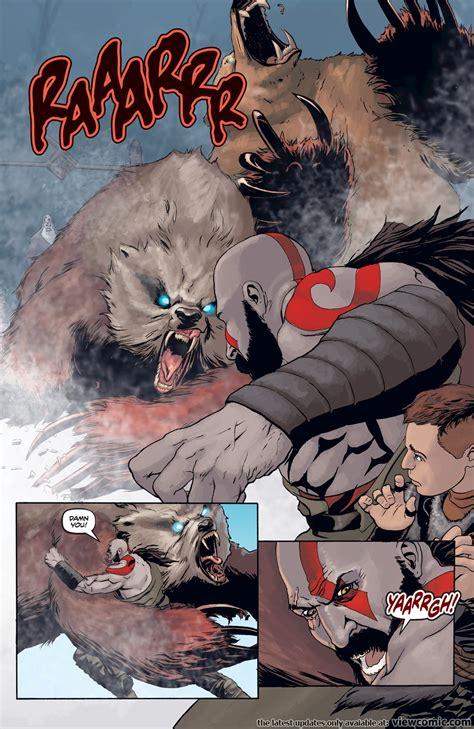 God Of War 002 2018 Viewcomic Reading Comics