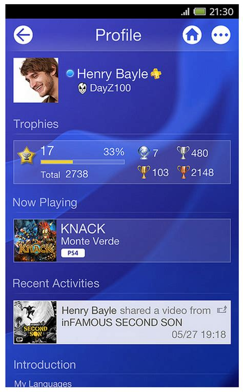 playstation 4 app sony details new playstation app for android launching