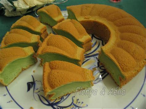 desserts originaux et faciles le g 226 teau au pandan 171 flonya et a 233 lia