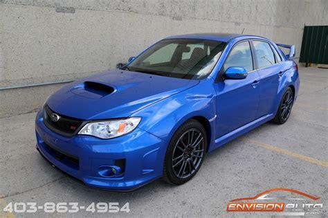 2014 Subaru Impreza Wrx Sti Tsurugi Edition