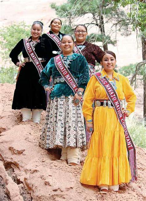 gearing    navajo pageant navajo times
