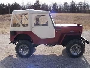 1964 Willys Jeep Universal Cj3b For Sale