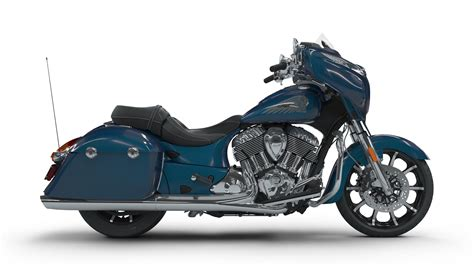 2018 Indian Chieftain Limited Review • Total Motorcycle
