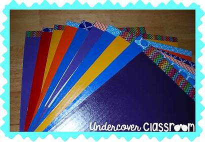 Privacy Folders Classroom Yourself Dollar Duct Tape
