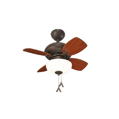 who makes allen and roth ceiling fans shop allen roth 24 quot bronze ceiling fan at lowes