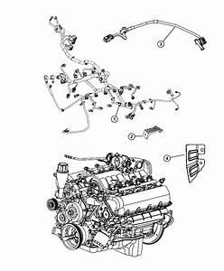 2008 Dodge Ram 1500 Wiring  Engine  Powertrain  Mopar  Gas