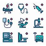 Medical Icon Devices Packs Icons Stethoscope Vector