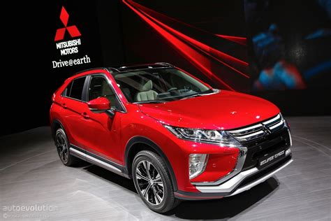 eclipse mitsubishi 2018 mitsubishi eclipse cross looks even better up close