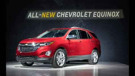 2019 Chevrolet Equinox  Revealed Youtube