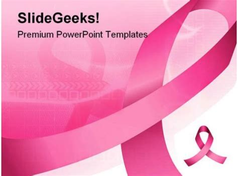 awareness medical powerpoint template  powerpoint