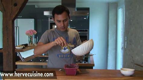 cuisine d herve recette du cake au chocolat par hervé cuisine