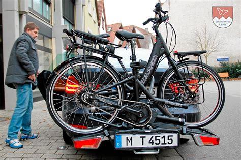 heckträger e bike e bike tandem teilbar mit brose mittelmotor rohloff 14 elektrorad mott