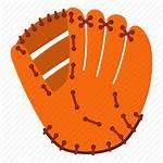 Baseball Icon Catch Catcher Glove Sport Icons