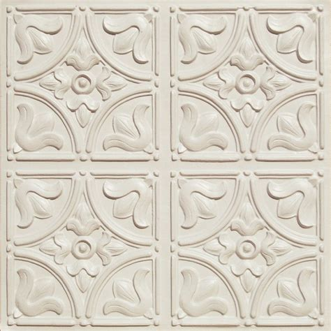 decorative ceiling tiles 24x24 148 faux tin ceiling tile glue up 24x24 tiny tulips