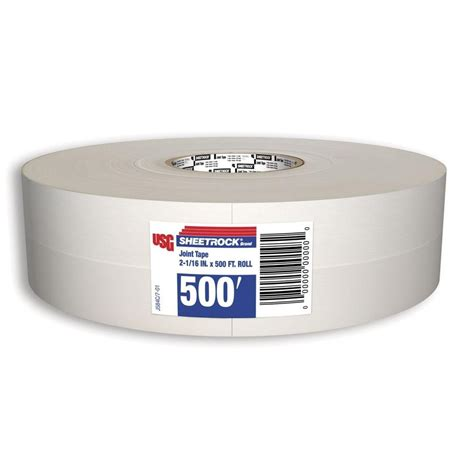 Sheetrock 500 Ft Drywall Joint Tape382199010  The Home